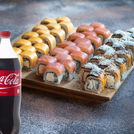 Say Cheese + Coca-Cola 1 л